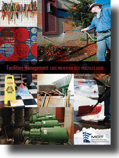 Facility Management Loss Prevention Best Practices Guide cover image